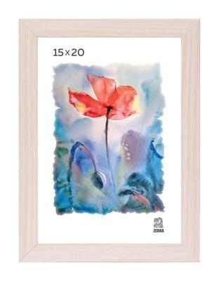 Рамка МДФ 15х20 цвет крем-брюле 1 профиль - фото 8209