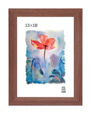 Рамка МДФ 13х18 цвет капучино 1 профиль - фото 8237