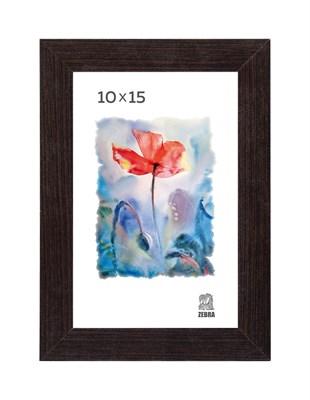Рамка МДФ 10х15 цвет венге 1 профиль - фото 8264