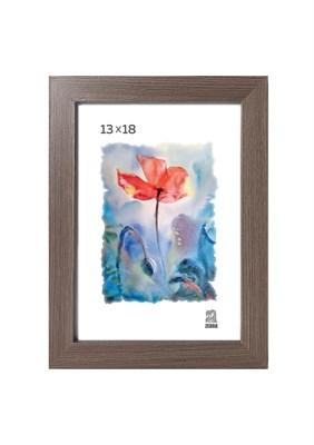 Рамка МДФ 13х18 цвет капучино 2 профиль - фото 8309