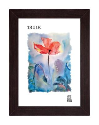 Рамка МДФ 13х18 цвет венге 1 профиль - фото 8351